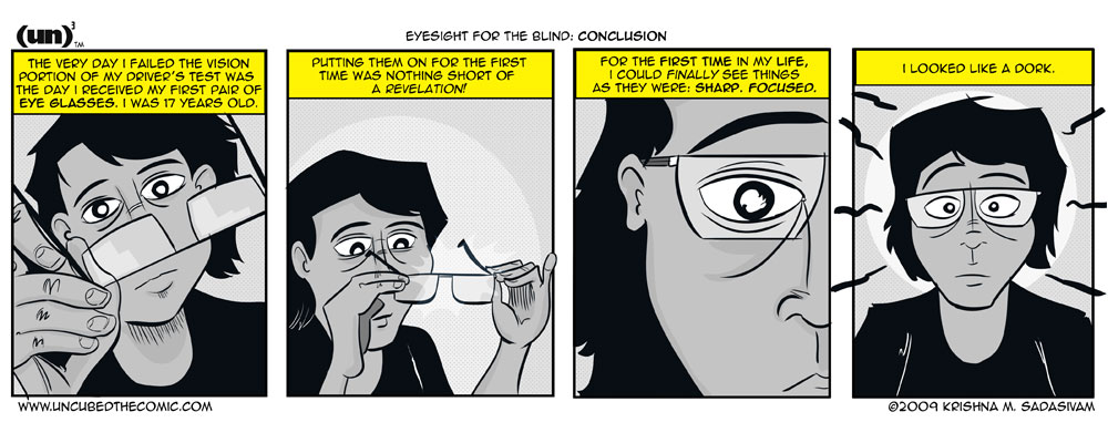 Eyesight for the Blind: Conclusion